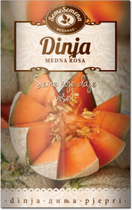 Dinja Medna Rosa 3gr