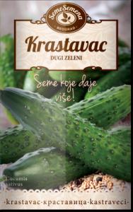 Krastavac Dugi Zeleni 3gr