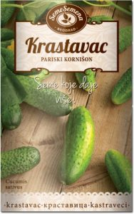 Krastavac Kornišon 3gr