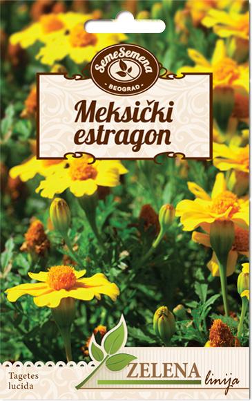 Meksički Estragon 0 5gr