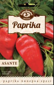 Paprika Asante 100 Semena