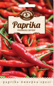 Paprika Feferoni Crveni 1 5gr