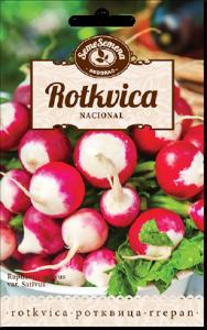 Rotkvica Nacional 3gr