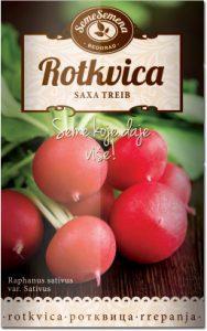 Rotkvica Saxa 3gr