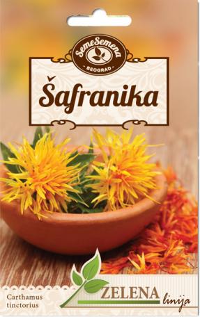 seme za safraniku